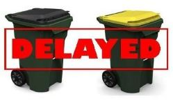 Trash and Recycle Delay