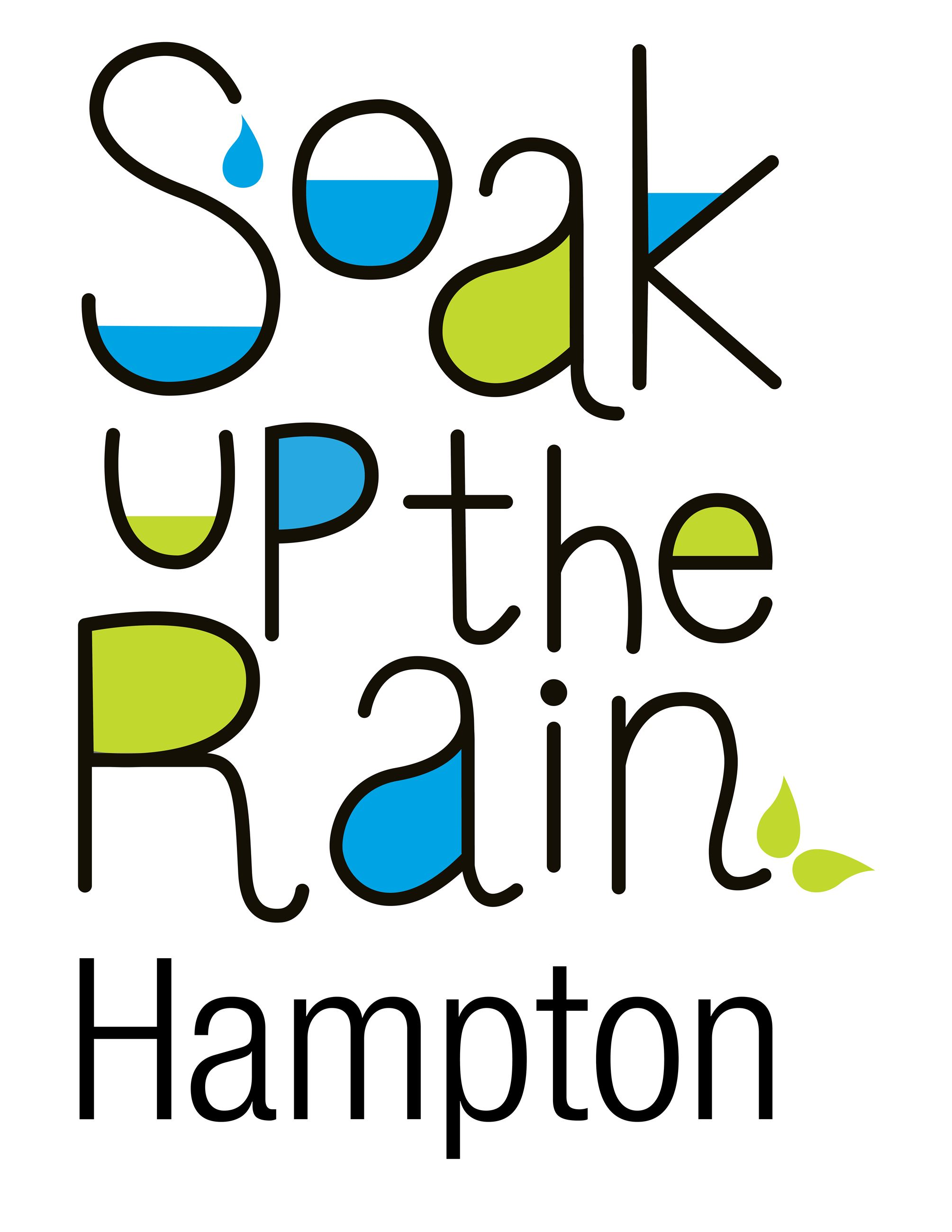 Soak up the Rain Hampton